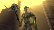 Turok Dinosaur Hunter Enemies - Demon Lord