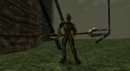 Turok Dinosaur Hunter - Enemies - Ancient Warrior - 058