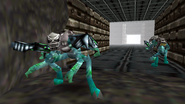 Turok Dinosaur Hunter Enemies - Alien Infantry (53)