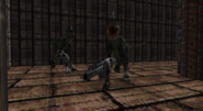 Turok Dinosaur Hunter - Enemies - Raptor - 063