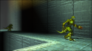 Turok 2 Seeds of Evil Enemies - Dinosoid Raptoid (6)