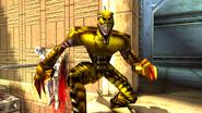 Turok 2 Seeds of Evil Enemies - Raptoid - Dinosoid (35)