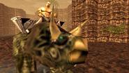 Turok Dinosaur Hunter Enemies - Triceratops (3)