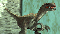 Turok 2 Seeds of Evil Enemies - Velociraptor - Dinosaurs (41)