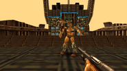 Turok Dinosaur Hunter Weapons - Shotgun (30)