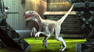 Turok 2 Seeds of Evil Enemies - Velociraptor - Dinosaurs (38)