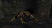 Turok Dinosaur Hunter - Enemies - Leaper - 038