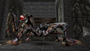 Turok Dinosaur Hunter Enemies - Giant Mantis Guardian (19)