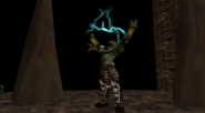 Turok Dinosaur Hunter - Enemies - Demon Priest - 001