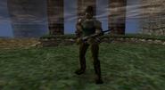 Turok Dinosaur Hunter - Enemies - Poacher - 064