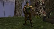 Turok Dinosaur Hunter - Enemies - Poacher 002