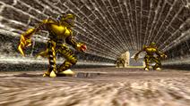 Turok 2 Seeds of Evil Enemies - Raptoid - Dinosoid (28)