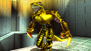 Turok 2 Seeds of Evil Enemies - Raptoid - Dinosoid (32)