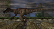 Turok Dinosaur Hunter - Enemies - Raptor - 059