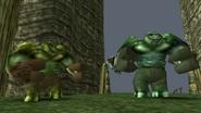 Turok Dinosaur Hunter Enemies - Pur-Lin (27)