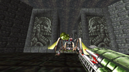 Turok Dinosaur Hunter Weapons - Quad Rocket Launcher (6)