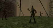Turok Dinosaur Hunter - Enemies - Ancient Warrior - 054