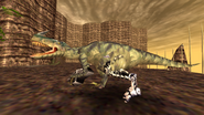 Turok Dinosaur Hunter Enemies - Raptor Mech (34)