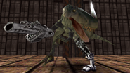 Turok Dinosaur Hunter Enemies - Raptor Mech (6)