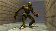 Turok 2 Seeds of Evil Enemies - Dinosoid Raptoid (21)
