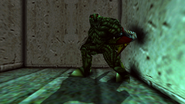 Turok 2 Seeds of Evil Enemies - Endtrail - Dinosoid (4)