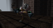Turok Dinosaur Hunter - enemies -Alien Infantry - 0014