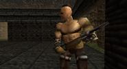 Turok Dinosaur Hunter - Enemies - Campaing Soldier - 059