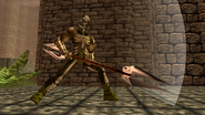 Turok Dinosaur Hunter Enemies - Ancient Warrior (35)