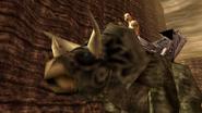 Turok Dinosaur Hunter Enemies - Triceratops (8)