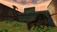Turok Evolution Wildlife - Parasaurolophus (1)