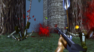 Turok Dinosaur Hunter Weapons - Shotgun (22)