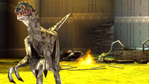 Turok 2 Seeds of Evil Enemies - Velociraptor - Dinosaurs (36)