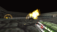 Turok Dinosaur Hunter Weapons - Quad Rocket Launcher (1)