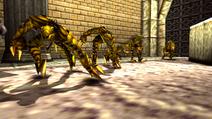 Turok 2 Seeds of Evil Enemies - Raptoid - Dinosoid (24)