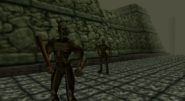 Turok Dinosaur Hunter - Enemies - Ancient Warrior 002
