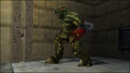 Turok 2 Seeds of Evil Enemies - Dinosoid Endtrail (14)