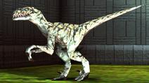 Turok 2 Seeds of Evil Enemies - Velociraptor - Dinosaurs (33)