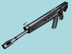 Turok Rage Wars Arsenal - Assault Rifle