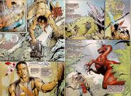 Turok Dinosaur Hunter Comic - Acclaim - Turok Way of the Warrior an adventure of TUROK (3)