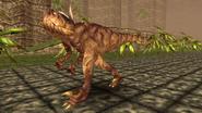 Turok Dinosaur Hunter Enemies - Raptor (10)