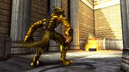 Turok 2 Seeds of Evil Enemies - Raptoid - Dinosoid (6)
