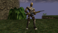 Turok Dinosaur Hunter - Enemies - Campaigner Soldiers (4)