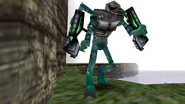 Turok Dinosaur Hunter Enemies - Alien Infantry (37)