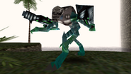 Turok Dinosaur Hunter Enemies - Alien Infantry (41)