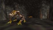 Turok Dinosaur Hunter Enemies - Leaper (3)