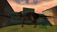 Turok Evolution Wildlife - Parasaurolophus (5)