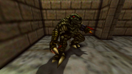 Turok 2 Seeds of Evil Enemies - Endtrail - Dinosoid (5)