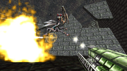 Turok Dinosaur Hunter Weapons - Quad Rocket Launcher (13)