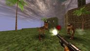 Turok Dinosaur Hunter Weapons - Shotgun (9)