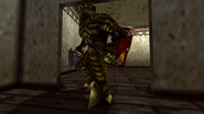 Turok 2 Seeds of Evil Enemies - Endtrail - Dinosoid (10)